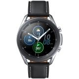 Samsung Galaxy Watch3 45mm stříbrné + dárek