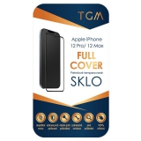 TGM Full Cover na Apple iPhone 12/12 Pro černé