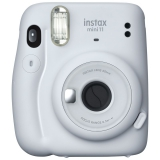 Fujifilm mini 11 + pouzdro bílý + dárek