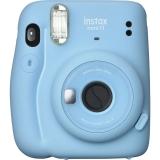 Fujifilm mini 11 + pouzdro modrý