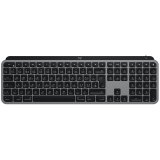 Logitech MX Keys for Mac, US šedá