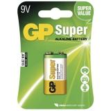GP Super 9V, blistr 1ks