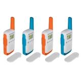 Motorola TLKR T42 - Quad pack