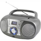 Soundmaster SCD1800TI šedý