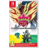 Nintendo SWITCH Pokémon Shield + Expansion Pass