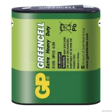 GP Greencell 3R12 (4,5V), folie1 ks