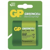 GP Greencell 4,5V, 312G, blistr 1ks