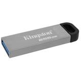 Kingston DataTraveler Kyson 256GB stříbrný