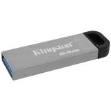 Kingston DataTraveler Kyson 64 GB stříbrný