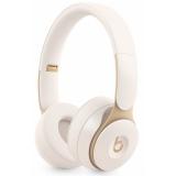 Beats Solo Pro Wireless Noise Cancelling - slonovinově bílá