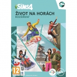 EA PC The Sims 4 Život Na Horách