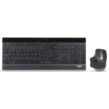 Rapoo 9900M, CZ/SK layout černá