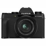 Fujifilm X-T200 + XC15-45 černý