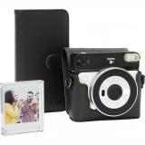 Fujifilm Instax Square SQ 6 černý/bílý + dárek