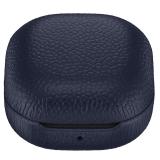 Samsung Buds Live/Buds Pro, kožené modré