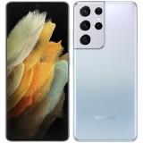 Samsung Galaxy S21 Ultra 5G 128 GB stříbrný