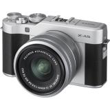 Fujifilm X-A5 + 15-45 mm stříbrný