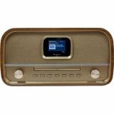 Soundmaster DAB970BR1 dřevo