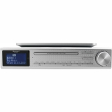 Soundmaster UR2195SI stříbrný
