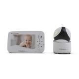 Babysense Video Baby Monitor V65 bílá