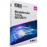 Bitdefender Total Security 5 zařízení
