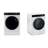Set (Sušička prádla Haier HD90-A3979) + (Pračka Haier HW90-B14979-S)
