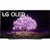 LG OLED65C12 stříbrná/bílá