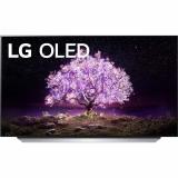 LG OLED55C12 stříbrná/bílá
