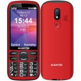 Aligator A830 Senior + stojánek červený
