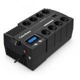 Cyber Power Systems BRICs Series II SOHO LCD UPS 1200VA/720W, české zásuvky
