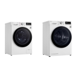 Set (Sušička prádla LG RC81V9AV3Q) + (Pračka LG FA94V5UVW1)