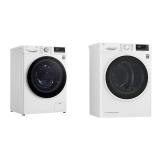 Set (Sušička prádla LG RC82EU2AV4Q) + (Pračka LG FA94V5UVW1)