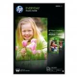 HP Everyday Glossy, lesklý, bílý, A4, 200 g/m2, 100 ks bílý
