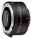 Nikon TC-17E II AF-S 1.7x Telekonvertor černý