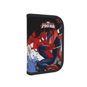 Penál školní P + P Karton jednopatrový naplněný Spider-Man d772b46716