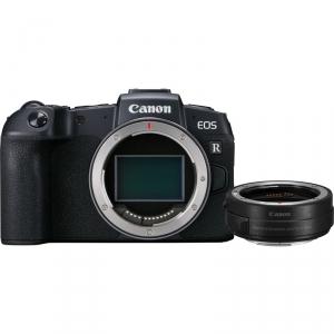 Digitální fotoaparát Canon EOS RP tělo + adapter černý