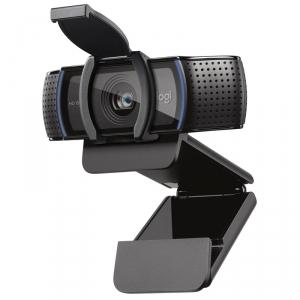 Webkamera Logitech HD C920S Pro černá