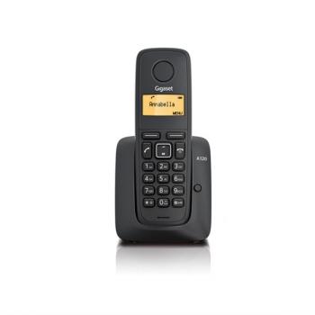 Domácí telefon Siemens Gigaset A120 černý