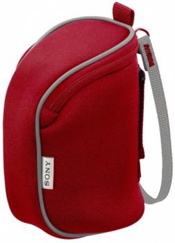 Brašna na foto/video Sony LCS-BBD červená