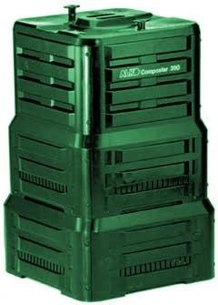 Kompostér AL-KO 390 zelený