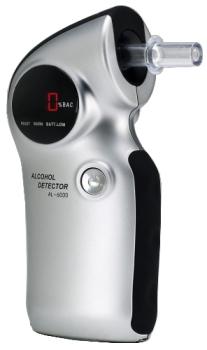 Alkoholtester V-NET AL-6000 Silver