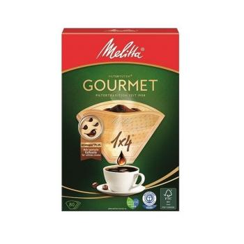 Filtr Melitta 1x4/80 gourmet