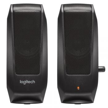 Reproduktory Logitech S-120 2.0 černé