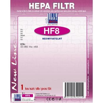 HEPA filtr pro vysavače Jolly HF 8