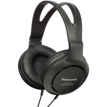Sluchátka Panasonic RP-HT161E-K černá