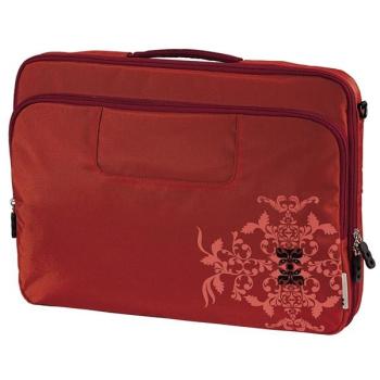 """Brašna na notebook Hama AHA Bright 15,6"""" červená"""