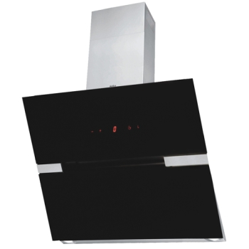 Odsavač par Amica OKC 951 S černý/nerez/sklo