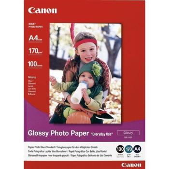 Papíry do tiskárny Canon GP501 A4,100 listů bílý