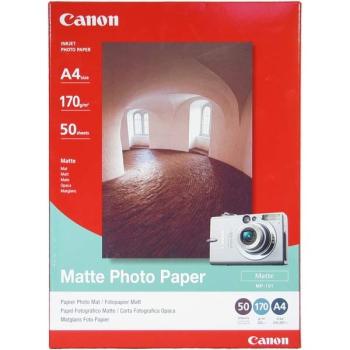 Fotopapír Canon MP-101 A4, 170g, 50 listů bílý