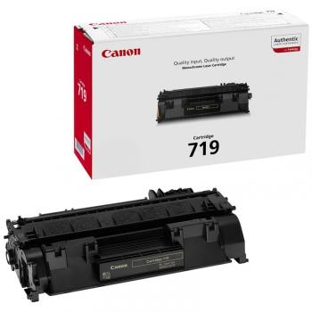 Toner Canon CRG-719, 2,1K stran - originální černý